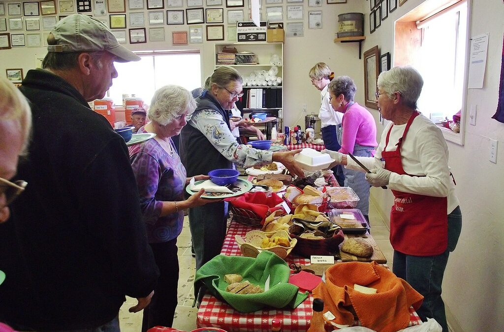 Salvation Army Soup Kitchen Receives Generous Donation